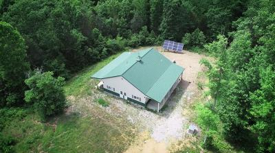 Hohenwald Single Family Home For Sale: 146 Forest Ridge Rd