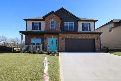 Single Family Home For Sale: 154 Summerfield
