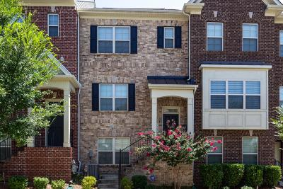 Brentwood Condo/Townhouse Active Under Contract: 5502 Prada Dr #5502