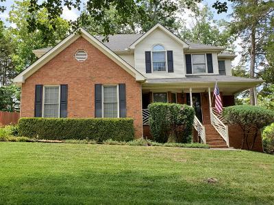 Smyrna Single Family Home For Sale: 3600 Gerry Dr