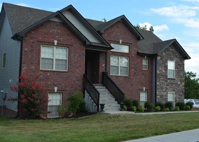 Clarksville Single Family Home For Sale: 1827 Patricia Dr