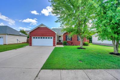 Murfreesboro Single Family Home For Sale: 2944 Waywood Dr