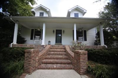Marshall County Single Family Home For Sale: 2873 Spring Place Rd