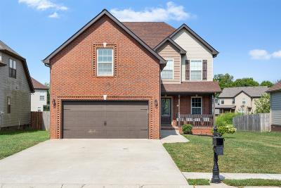Clarksville Single Family Home For Sale: 3718 Windhaven Court