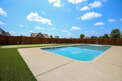 Murfreesboro Single Family Home For Sale: 4911 Court Dr