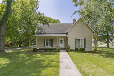Spring Hill Single Family Home For Sale: 2524 Depot St