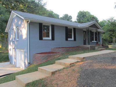 Montgomery County Single Family Home Active Under Contract: 5275 Old Highway 48