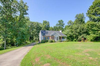 Clarksville Single Family Home For Sale: 430 Martin Rd