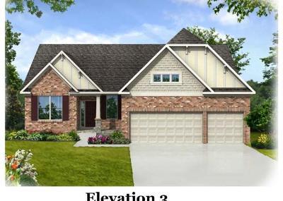 Bellevue Single Family Home For Sale: 1540 Davidge Drive - Lot 138