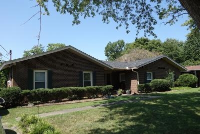 Hermitage Single Family Home For Sale: 556 Augusta Dr