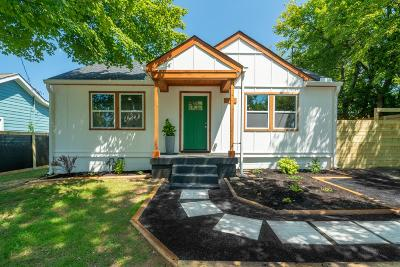 Nashville Single Family Home For Sale: 927 Chickasaw Ave