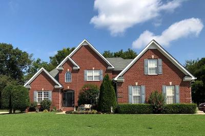 Murfreesboro Single Family Home For Sale: 2055 Higgins Ln