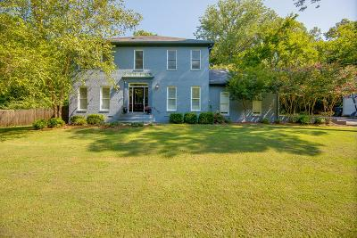 Old Hickory Single Family Home For Sale: 5580 Vanderbilt Rd
