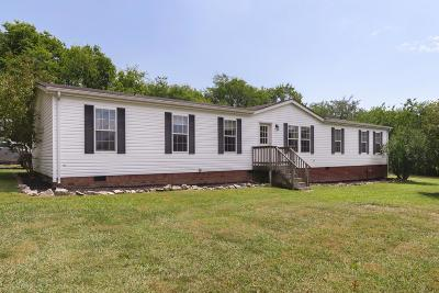 Sumner County Single Family Home For Sale: 1232 Littleton Ranch Rd