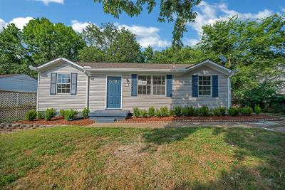 Clarksville Single Family Home For Sale: 209 Creekside Dr