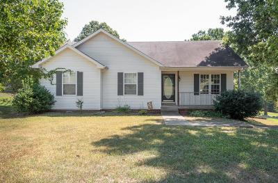 Dickson Single Family Home For Sale: 923 Hargrove Rd