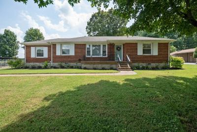 Nashville Single Family Home For Sale: 2439 Cabin Hill Rd