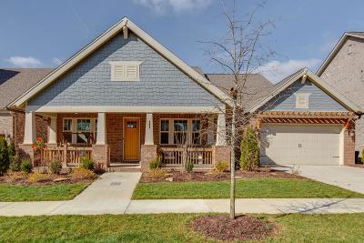 Sumner County Single Family Home For Sale: 131 Ashington Cir
