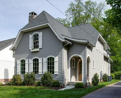 Franklin Single Family Home For Sale: 107 Gist St