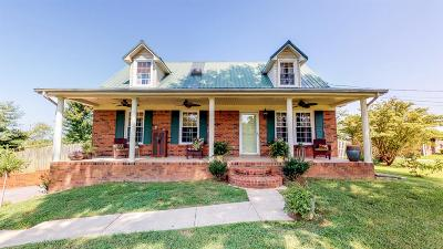 Clarksville Single Family Home For Sale: 3396 Allen Road