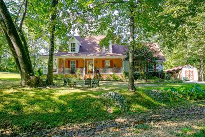 Sumner County Single Family Home For Sale: 449 Martin Lane