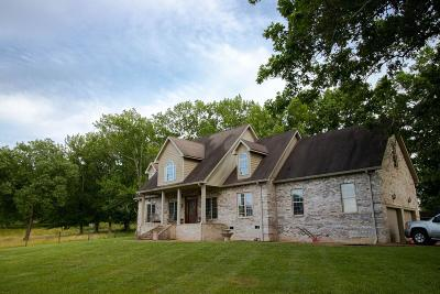 Shelbyville Single Family Home For Sale: 140 Russell Rd