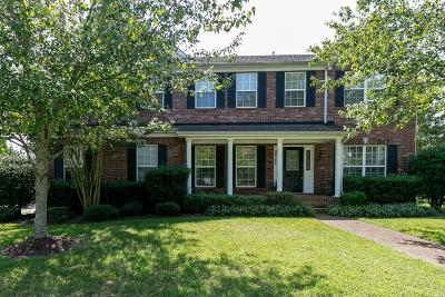 Franklin, Brentwood Single Family Home For Sale: 1311 Citadel Ct