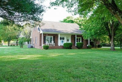 Murfreesboro Single Family Home For Sale: 435 Cutoff Rd