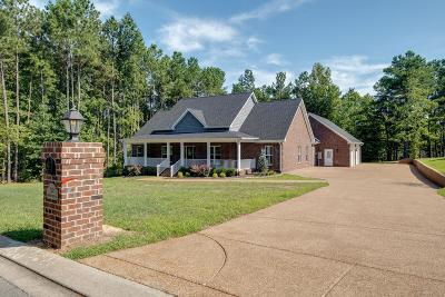 Dickson Single Family Home For Sale: 532 Country Club Drive