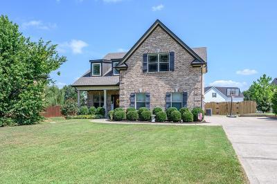 Murfreesboro Single Family Home For Sale: 1627 Neutrino Dr