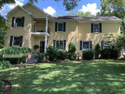 Nashville Single Family Home For Sale: 312 S Wilson Blvd