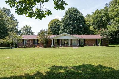 Davidson County Single Family Home For Sale: 3208 Earhart Rd