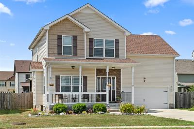 Clarksville Single Family Home For Sale: 3778 Gray Fox Dr