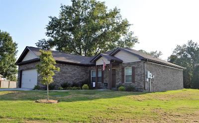 Marshall County Single Family Home For Sale: 2500 Pinnacle Dr