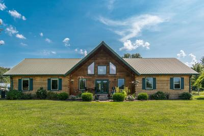 Marshall County Single Family Home For Sale: 5480 Perryman Rd