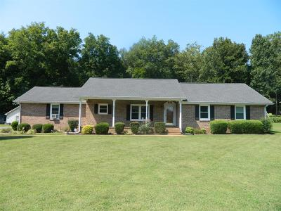 Mount Juliet Single Family Home For Sale: 134 Clark Dr