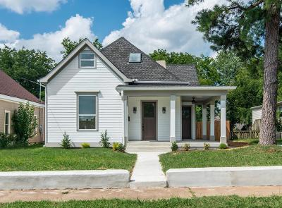 East Nashville Single Family Home For Sale: 313 Grace St