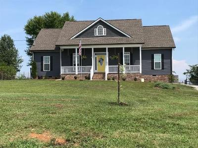 Marshall County Single Family Home For Sale: 2301 Feedmill Rd