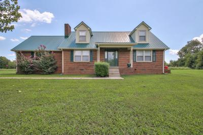 Rutherford County Single Family Home For Sale: 4561 Rucker Christiana Rd