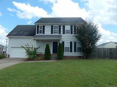 Rutherford County Rental For Rent: 401 Wooded Valley Ct