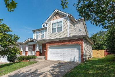 Goodlettsville Single Family Home For Sale: 178 Ivy Hill Ln