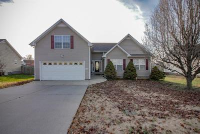 Clarksville Single Family Home For Sale: 1174 Snoopy Dr