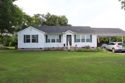 Lewisburg Single Family Home For Sale: 1388 S Berlin Rd
