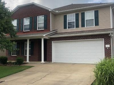 Rutherford County Rental For Rent: 412 Creek Oak