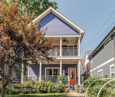Salemtown Single Family Home For Sale: 1811 7th Ave N