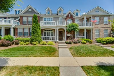 Franklin Condo/Townhouse For Sale: 124 Pennystone Cir