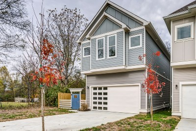 East Nashville Single Family Home For Sale: 2237 Greenwood Ave