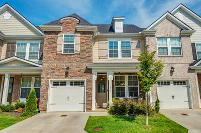 Wilson County Condo/Townhouse For Sale: 213 Esker Dr