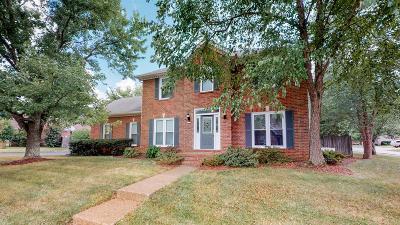 Franklin  Single Family Home For Sale: 103 Middleboro Cir