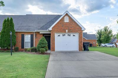 Murfreesboro Single Family Home For Sale: 3333 Berryside Drive